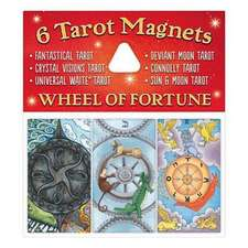 Wheel of Fortune Magnets