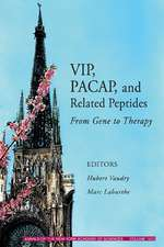 VIP, PACAP, and Related Peptides: From Gene to Therapy, Volume 1070