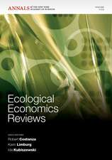 Ecological Economics Reviews, Volume 1219