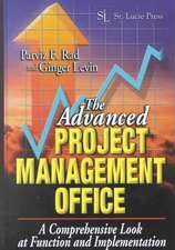 Advanced Project Management Office: A Comprehensive Look at Function and Implementation