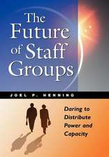 The Future of Staff Groups