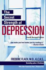 The Secret Strength of Depression
