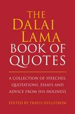 The Dalai Lama Quotes Book