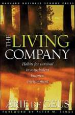 Living Company:  How to Create a Cohesive Brand That's Seen, Heard, and Remembered