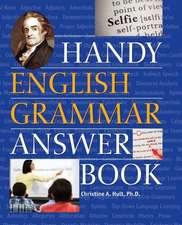 The Handy English Grammar Book