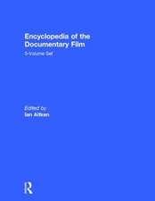 Encyclopedia of the Documentary Film 3-Volume Set