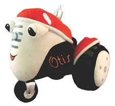Otis the Tractor 7 Doll