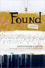 Found: A Memoir