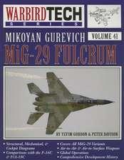 Mikoyan Gurevich MiG-29 Fulcrum:  Douglas High-Speed X-Planes