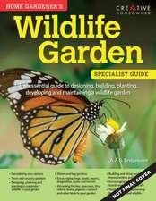 Home Gardener's Wildlife Gardens