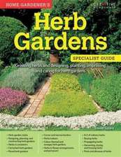 Home Gardener's Herb Gardens