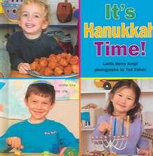 Its Hanukkah Time -Lib