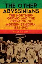 The Other Abyssinians – The Northern Oromo and the Creation of Modern Ethiopia, 1855–1913