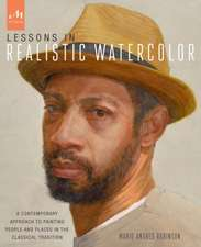 Lessons in Realistic Watercolor