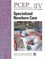 Specialized Newborn Care