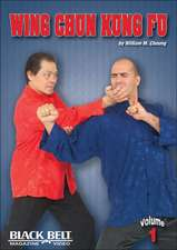 Wing Chun Kung Fu DVD: Volume 1