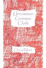 Uncommon Grammar Cloth