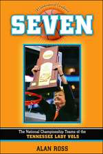 A Celebration of Excellence:  The National Championship of the Tennessee Lady Vols