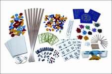 Everyday Mathematics, Grade 4, Classroom Manipulative Kit with Marker Boards