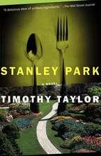 Stanley Park:  A Memoir