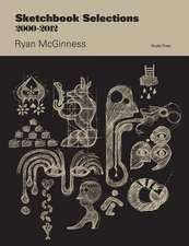 Sketchbook Selections 2000-2012