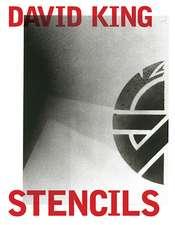 David King Stencils: Past, Present and Crass!