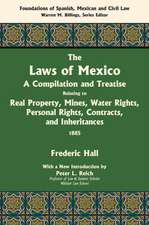 The Laws of Mexico