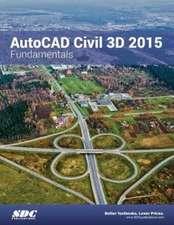 AutoCAD Civil 3D 2015 Fundamentals (ASCENT)