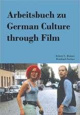 Arbeitsbuch zu German Culture through Film