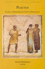 Casina, Amphitryon, Captivi, Pseudolus: Four Plays