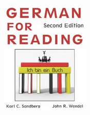 German for Reading