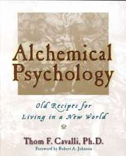 Alchemical Psychology Pa:  Old Recipes for Living in a New World