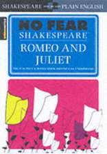 Romeo and Juliet (No Fear Shakespeare):  Speech-Language Pathologists in Public Schools