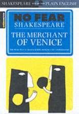 The Merchant of Venice (No Fear Shakespeare):  Speech-Language Pathologists in Public Schools