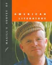 Magill's Survey of American Literature