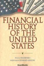 Financial History of the United States