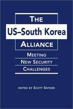 The US-South Korea Alliance