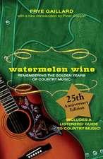 Watermelon Wine