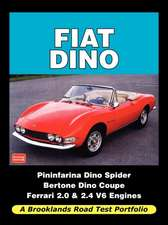 Fiat Dino - Road Test Portfolio