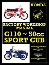 Honda Motorcycles Workshop Manual N10 1962-1969