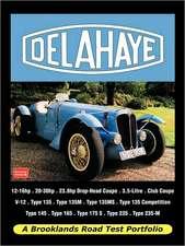 Delahaye - Road Test Portfolio