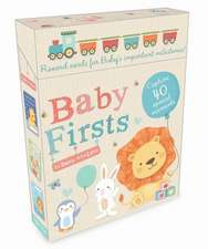 Baby Firsts