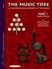 The Music Tree English Edition Student's Book:  Part 1