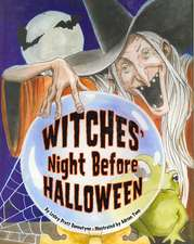Witches' Night Before Halloween