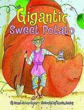 Gigantic Sweet Potato