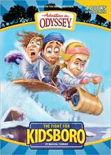 The Fight for Kidsboro