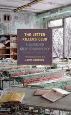 The Letter Killers Club