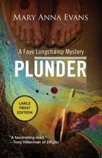 Plunder:  A Faye Longchamp Mystery