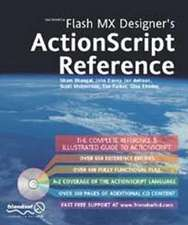 Flash MX Designer's ActionScript Reference