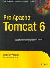 Pro Apache Tomcat 6